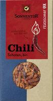 Chili Schoten, ganz, Tüte