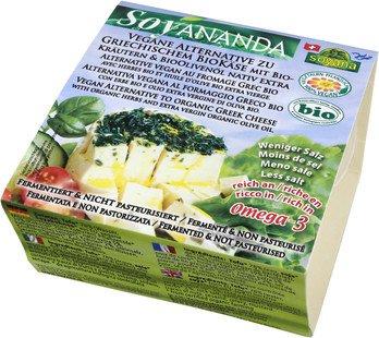 Griechischer Biokäse vegan