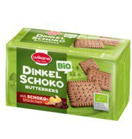 Dinkel Schoko Butterkeks