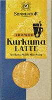 Kurkuma-Latte Ingwer