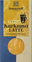 Kurkuma-Latte Vanille
