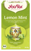 Yogi Tee Lemon Mint