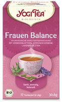 Yogi Tee Frauen Balance Tee