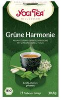 Yogi Tee Grüne Harmonie