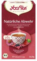 Natürliche Abwehr Tee