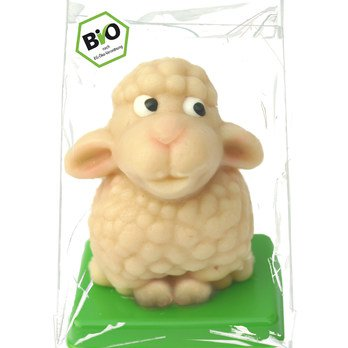 Lustiges Marzipan Lamm