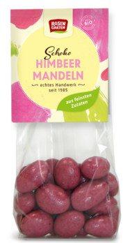 Schoko-Himbeer-Mandeln