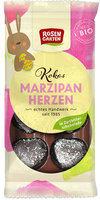Kokos-Marzipan-Herzen