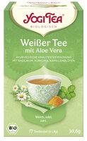 Weißer Tee mit Aloe Vera