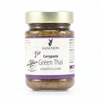 Thai Curry Paste, grün