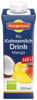 Kokosmilch Drink Mango