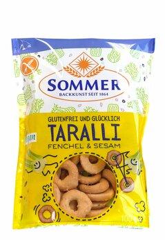 Taralli Fenchel & Sesam glfr