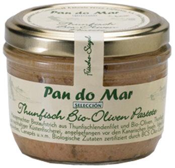 Thunfisch Oliven Pastete