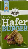 Hafer Burger gf