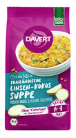 Linsen Kokos Suppe