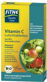 Vitamin C - Lutschtabletten
