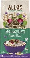 Das Ungesüßte Protein-Müsli