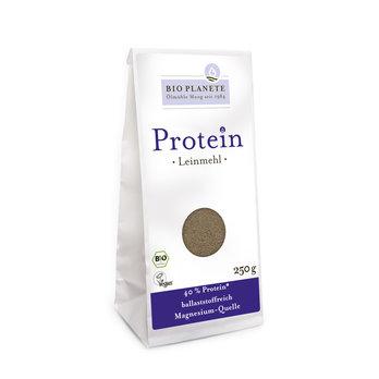 Protein-Leinmehl