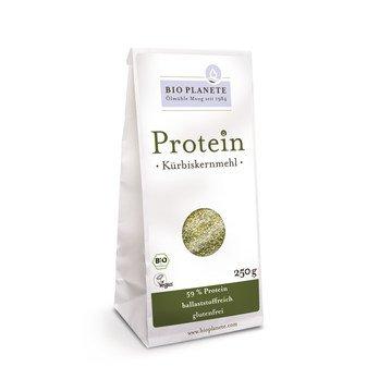 Protein-Kürbiskernmehl