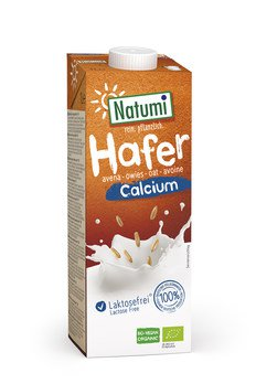 Haferdrink Natural + Calcium