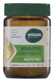 Gemüsebrühe hefefrei Kräuter