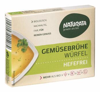 Gemüse Brühwürfel hf