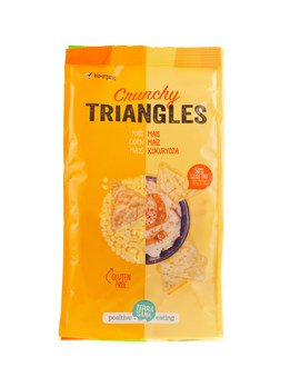 Triangles Mais glutenfrei