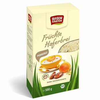 Porridge Früchte Haferbrei