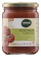Geschälte Tomaten