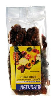 Cranberries, kbA