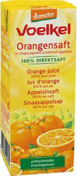 Orangensaft 0,2 TetraPak