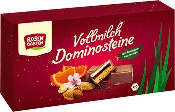 VM Dominosteine Orange