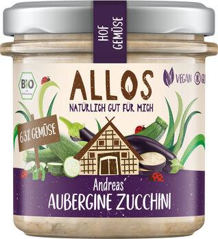 Hofgemüse Aubergine Zucchini
