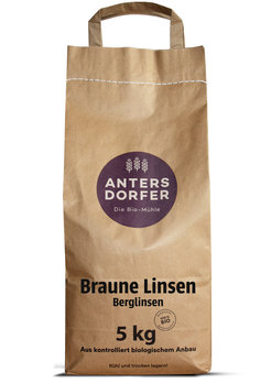 Braune Linsen (Berglinsen)