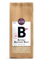 Echter Basmati Reis weiß