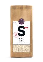 Sushi Reis weiß