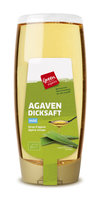 green Agavendicksaft