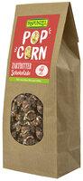 Popcorn mit Zartbitter- schokolade
