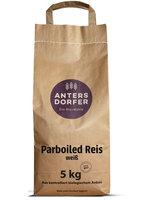 Parboiled Reis weiß