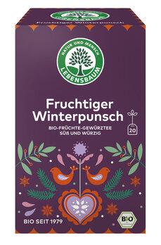 Fruchtiger Winterpunsch Tee
