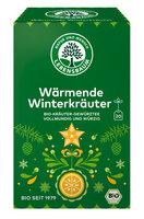 Wärmende Winterkräuter Tee