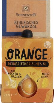 Orange ätherisches Gewürzöl