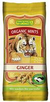 Organic Mints Ginger HIH