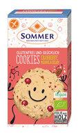 Cookies Cranberry Mandel&Sesam