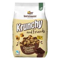 Krunchy & Friends Chocolate