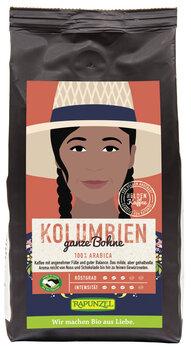 Heldenkaffee Kolumbien, ganze Bohne HIH