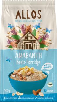 Amaranth Frühstücksbrei Basis