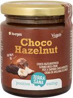 Kakao-Haselnuss-Creme